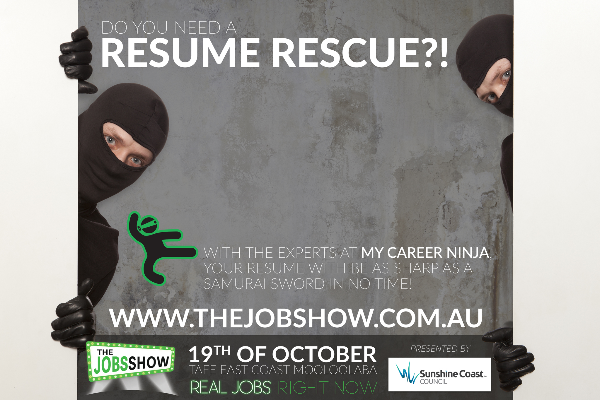 Sharpen your Resume with My Career Ninja!
